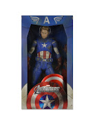"Фигурка ""Avengers 18"" Captain America (Battle Damaged)"