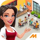 My Cafe: Recipes && Stories - World Cooking Game APK for Bluestacks
