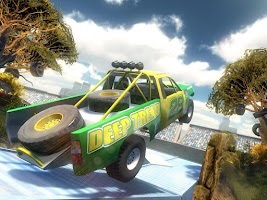 Screenshot of 4x4 Off-Road Truck Derby