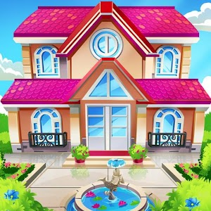 Home Interior Design House Mansion Match 3 Blast Online PC (Windows / MAC)