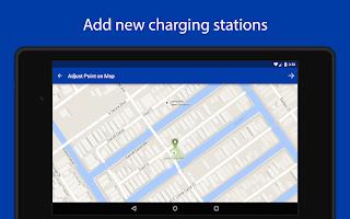 Screenshot of PlugShare