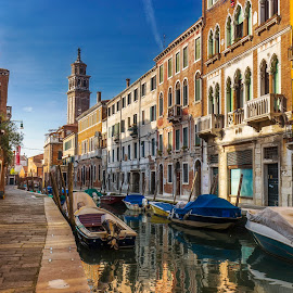 by Richard  Harris - Buildings & Architecture Homes ( venice )