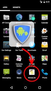 Детский контроль- Child lock Screenshot