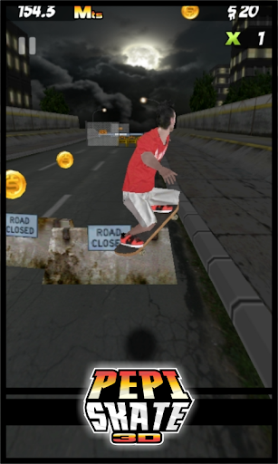 PEPI Skate 3D screenshot 14