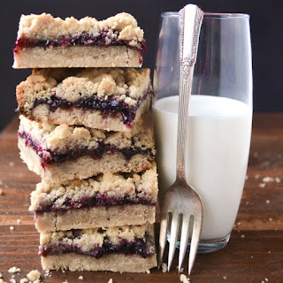 Peanut Butter Jam Bars Recipes