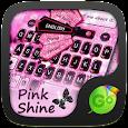 Pink Shine GO Keyboard Theme