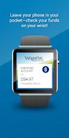 Screenshot of WPCU Mobile Banking
