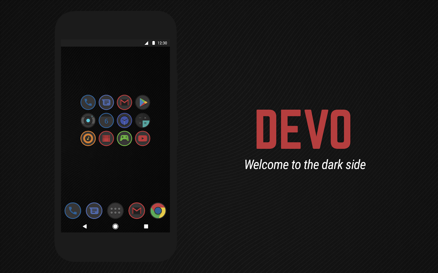 Devo Icon Pack Screenshot 10