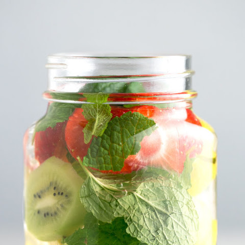 Vegan Refreshing Infused Water