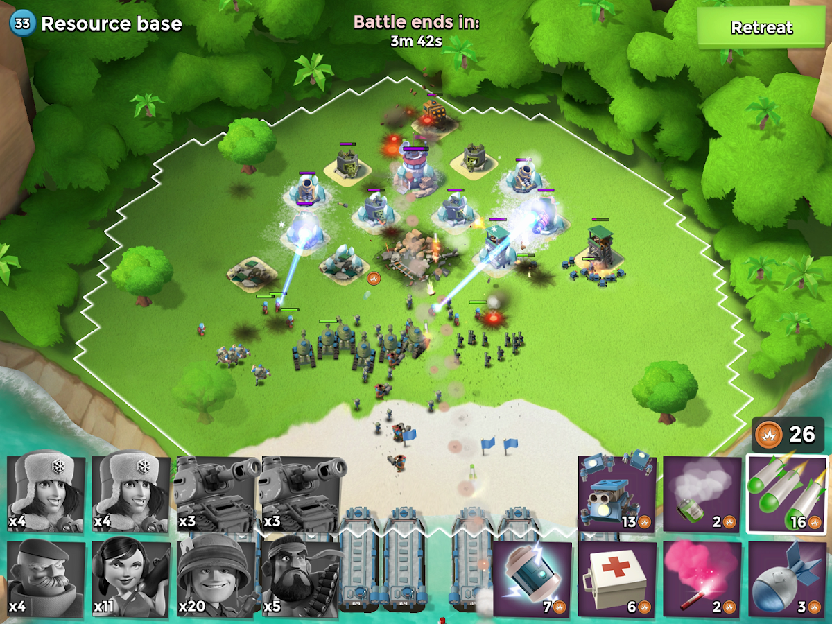 Boom Beach Screenshot 4
