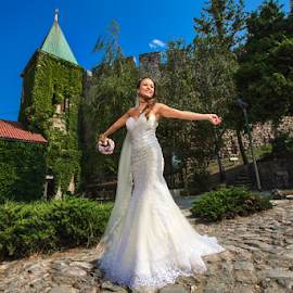 wedding by Dejan Nikolic Fotograf Krusevac - Wedding Bride ( kraljevo, vencanje, krusevac, wedding, kalemegdan, beograd, svadba, kragujevac )
