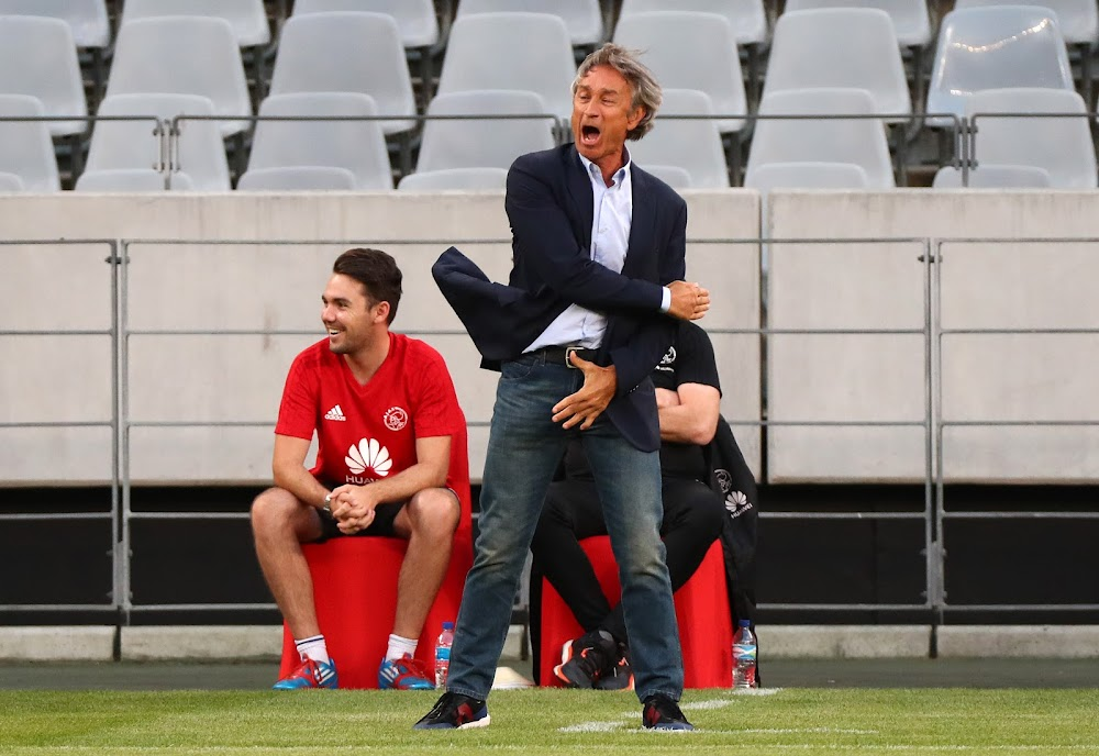 Ajax Cape Town coach Ertugral hits out at South African football