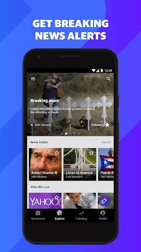 Newsroom: News Worth Sharing screenshot 3