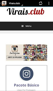 App Virais.club - Instagram Likes APK for Kindle
