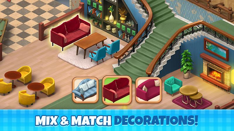 Manor Cafe Screenshot 3