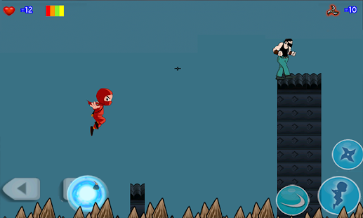 Ninja Master Kungfu - screenshot