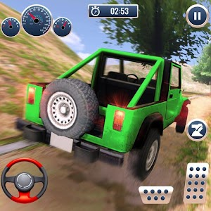 Offroad 4x4 Stunt Extreme Racing For PC / Windows 7/8/10 / Mac – Free Download