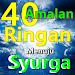 Kitab 40 Amalan Ringan Menuju Syurga Icon