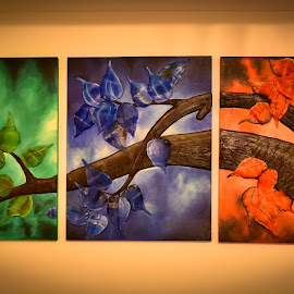 Abstract Painting by Mehul V - Painting All Painting