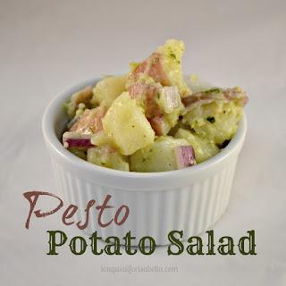 Red Potato Pesto Salad Recipes