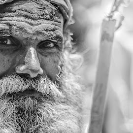 Seen unseen by Milind Shirsat - People Street & Candids ( holly, black and white, street, travel, man )