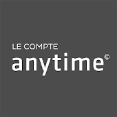 Anytime - Compte sans banque Icon
