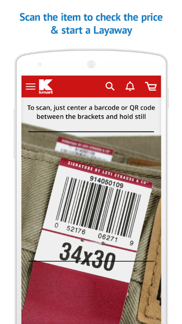 Kmart - Download & Shop Now! Screenshot 1