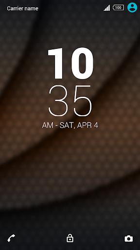 Copper for Xperia - screenshot
