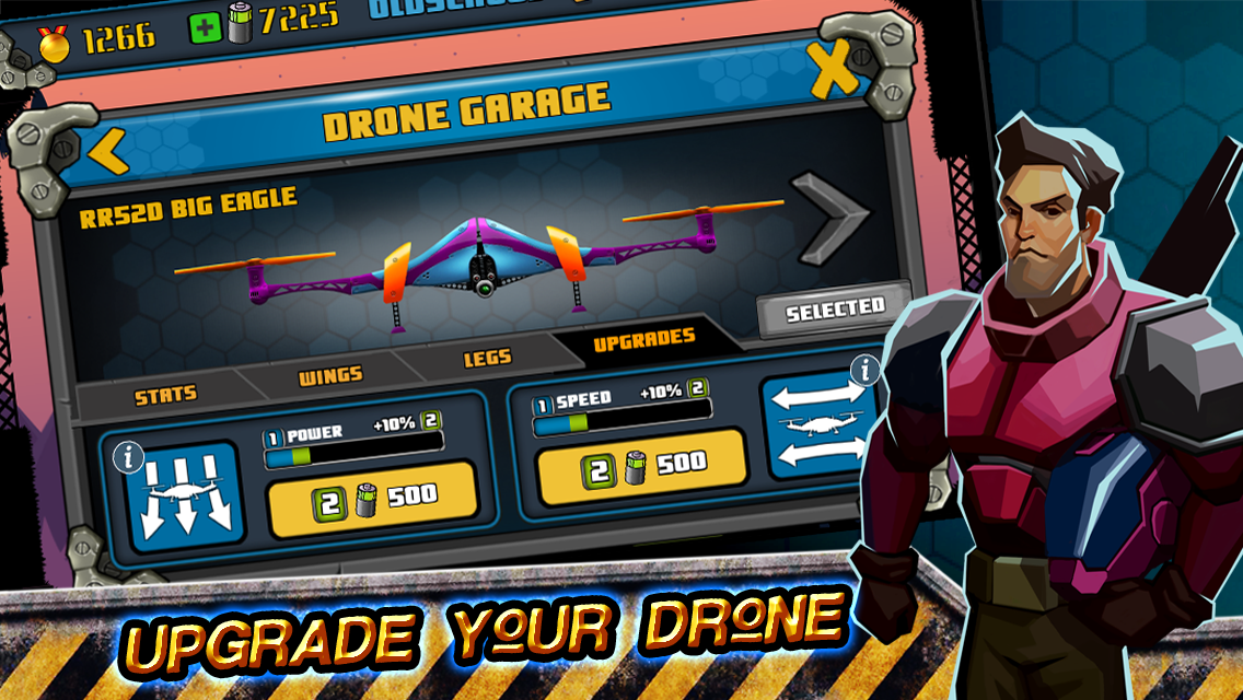 Drone Battles Screenshot 2