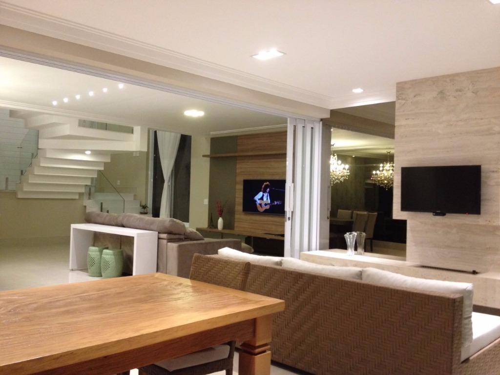 Sobrado residencial à venda, Alphaville Piracicaba, Piracicaba - SO0026.
