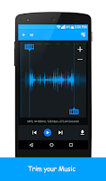 Screenshot of MP3 Player