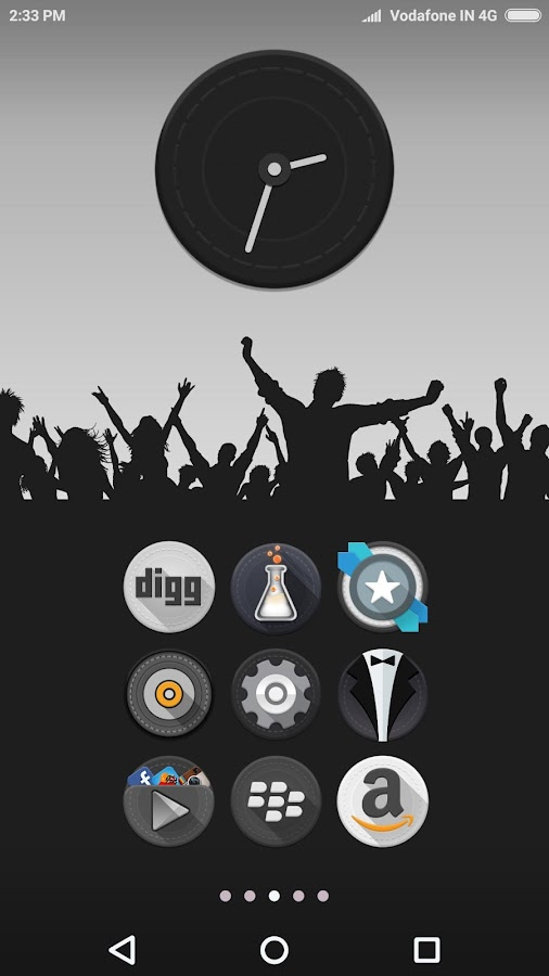 Elixir Icon Pack Screenshot 3