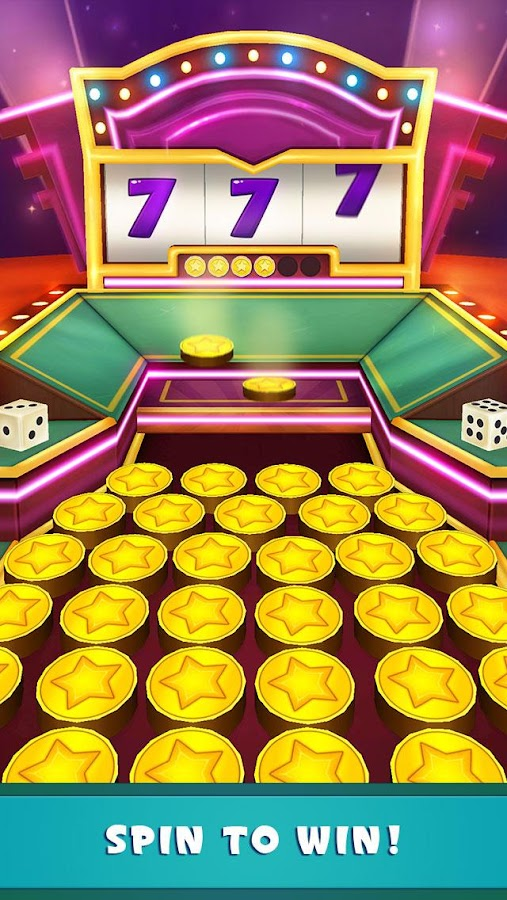Coin Dozer: Casino Screenshot 2