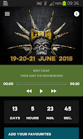 Screenshot of Graspop Metal Meeting