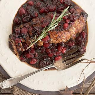 Cranberry Sauce Marinade Recipes
