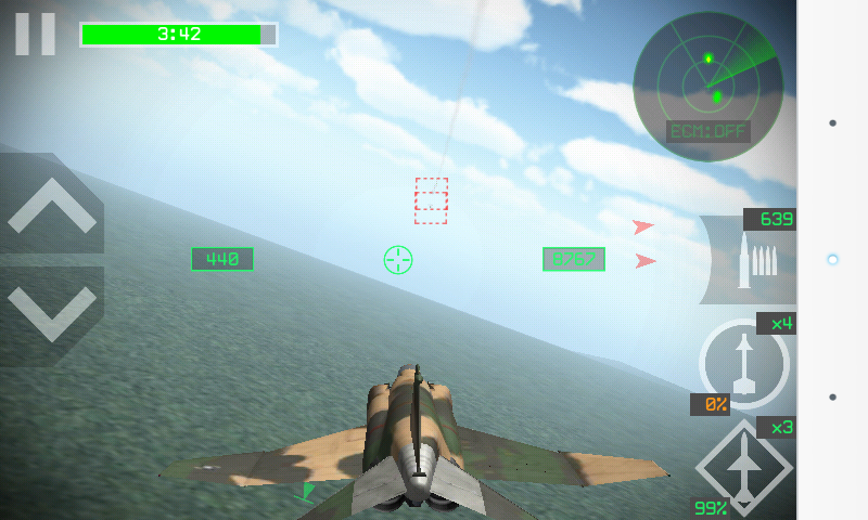 Strike Fighters (Pro) Screenshot