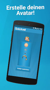 Quizduell Screenshot