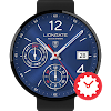 Blue Moon watchface by Liongat