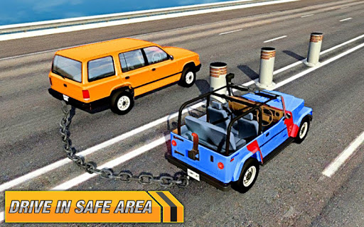 Chained Cars 3D For PC
