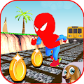 Game Subway Super Spider Run apk for kindle fire