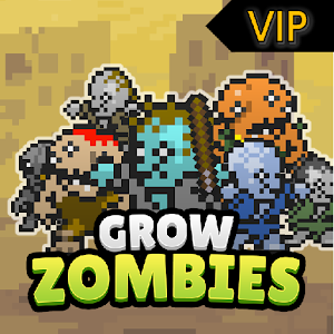 Grow Zombie VIP - Merge Zombies For PC / Windows 7/8/10 / Mac – Free Download