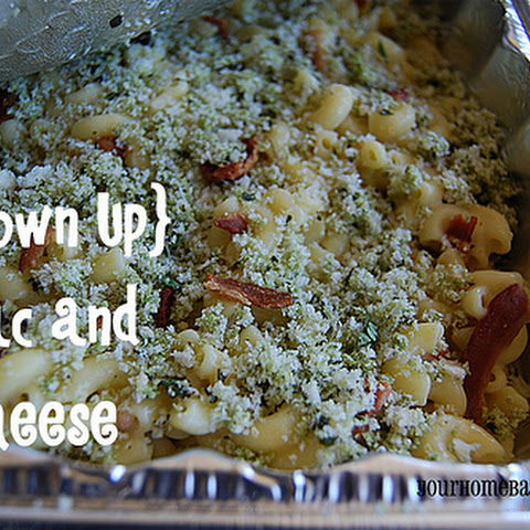 Barefoot Bloggers – Grown Up Mac and Cheese