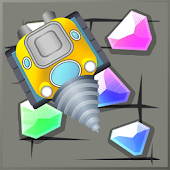 Game Roby The Mining Robot version 2015 APK