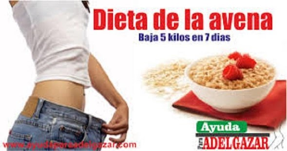 Dieta De La Avena - screenshot