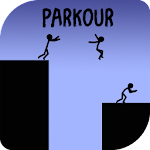 Stickman Parkour Platform For PC / Windows / MAC