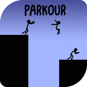 Stickman Parkour Platform Online PC (Windows / MAC)