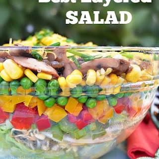 Healthy Layered Salad Recipes