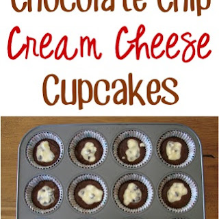 Chocolate Cake With Cream Cheese And Chocolate Chips Recipes
