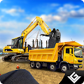 Heavy Road Excavator Crane APK for Bluestacks