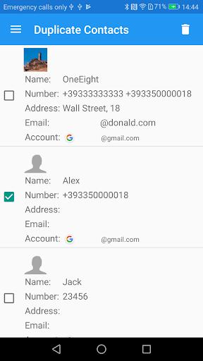Duplicate Contacts screenshot 12